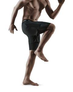 Training 2 In 1 Shorts black S men