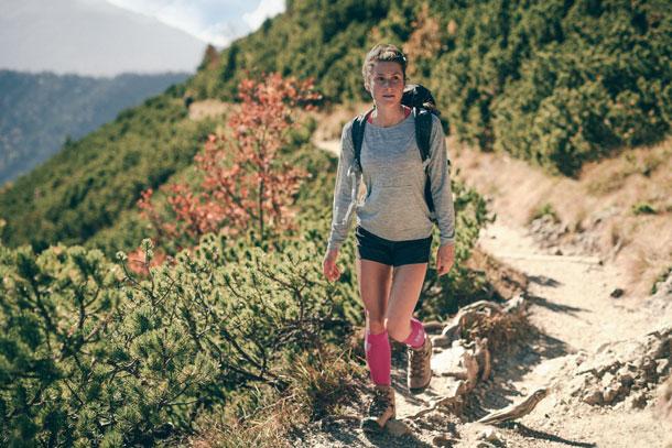 Hiking fresh legs