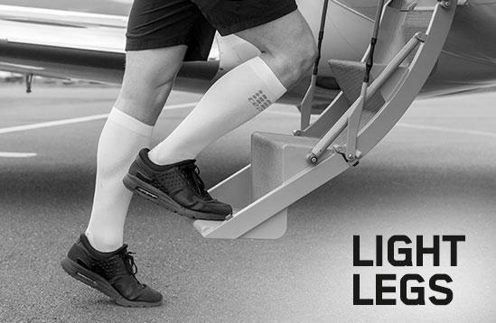 travel light legs