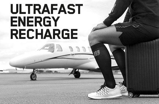 travel ultrafast energy recharge