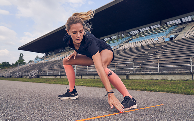 Products for female athletes – ready up for the next sprint