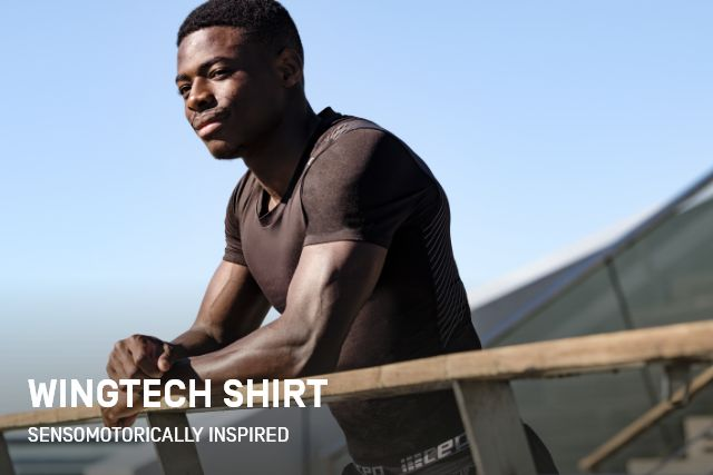 Wingtech shirt_CEP Sportswear UK