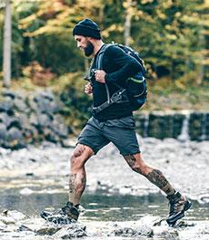 highlights men running